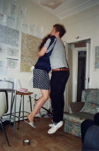 hug & jump