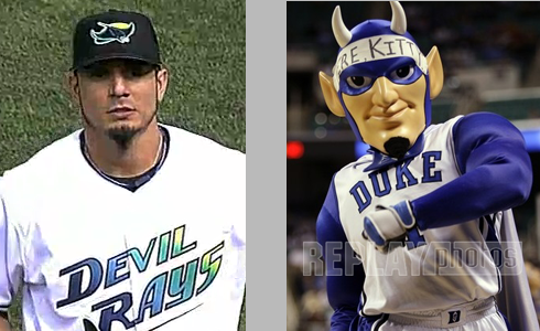 Separated At Birth? Matt Garza