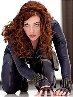 Iron Man 2 Scarlett Johansson