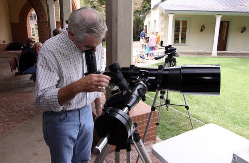 Telescope Focus