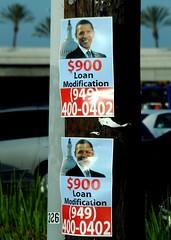 Obama Sells a Loan