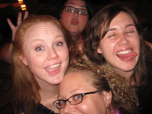 Mishi, Piper, Me, Lotus