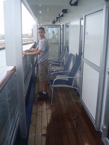 Cruise Ship Engine Room: Carnival Liberty L Shape #6473