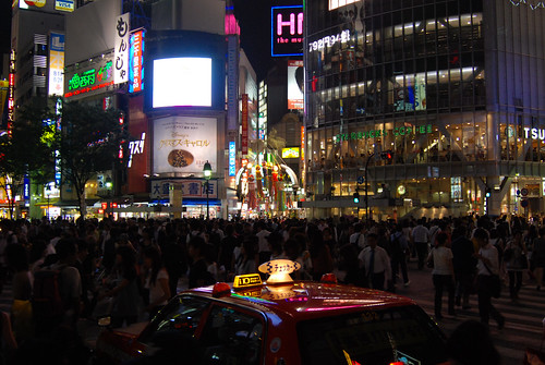 Shibuya: .. and go!
