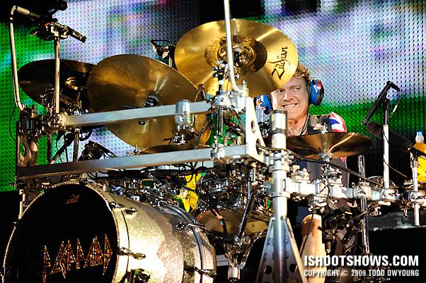Concert Photos: Def Leppard