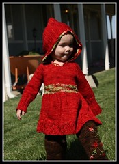Ridinghood Babydoll Sweater PATTERN
