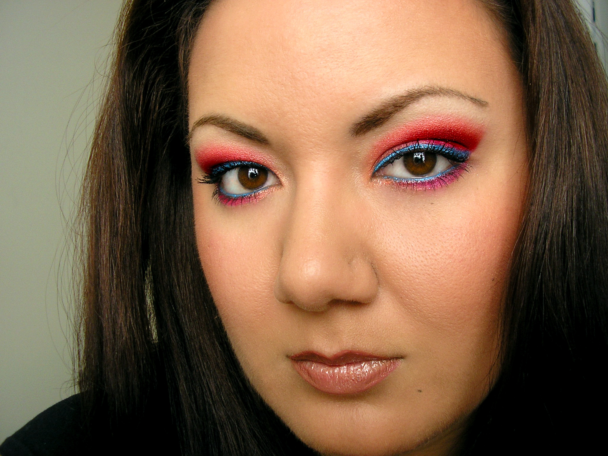 Harajuku Hunnies Fire & Ice FOTD