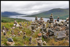 CAIRNS, OVERLOOKING LOCH LOYNE, SCOTLAND (IMAGES OF WALES.... (TIMWOOD)) Tags: news mystery scotland gun accident witch story memory murder blair mp activist coverup scottishhighlands snp thedailyrecord lochloyne ysplix williemacrae