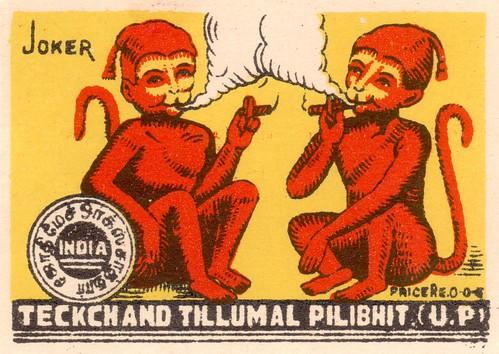 india allumettes 017