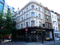 Picture of Kings Arms, W1W 7QL