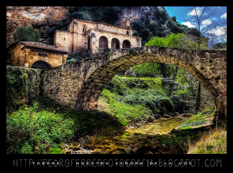 Tobera (Frias) - Santuario de Nuestra Señora de la Hoz - Burgos