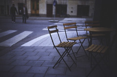 (patrickjoust) Tags: leica blue two color film analog 35mm table ed chair nikon focus europa europe flickr fuji mechanical chairs sweden stockholm dusk scanner f14 cosina voigtlander patrick rangefinder slide 1600 v chrome cast 400 push sverige 40 manual 40mm pushed process m3 scandinavia joust 35 fujichrome range provia finder e6 nokton cv suecia wetzlar stops reversal leitz norrmalm 400x autaut voigtlandernokton40mmf14mc lovelycity patrickjoust