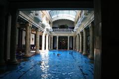 Gellért Fürdö – The Gellért Baths