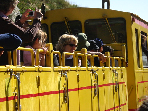 Le petit train jaune by cons. maximus