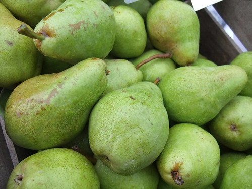 Pears from Eschelman's Fruit Farm