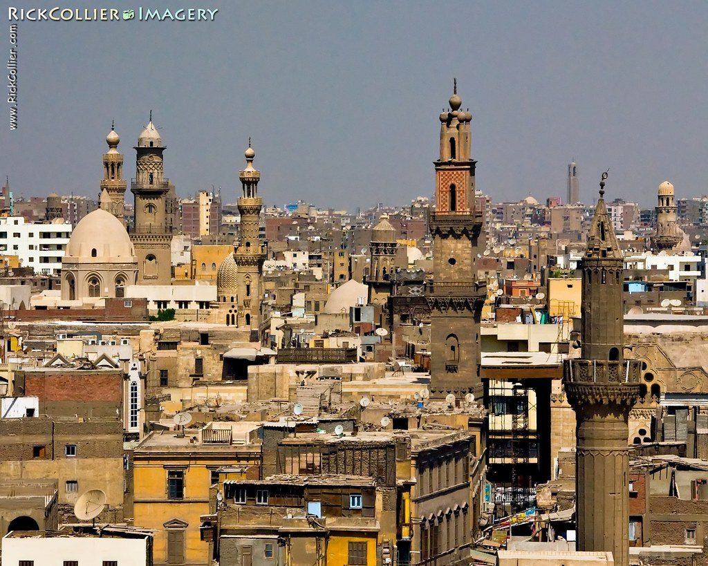 Heights of Cairo