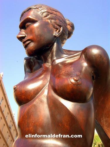 Esculturas de Mustafa Arruf