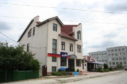 Hotel em Comrat na Gagaúzia