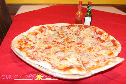 Chef Special Pizza