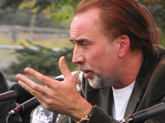Nicolas Cage close-up (Michael Bialas) Tags: film colorado films movies paul festival alexander george cage jason schneider nicolas payne werner gittoes reitman herzog telluride brenda blethyn