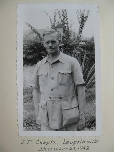 Chapin in what became Kinshasa