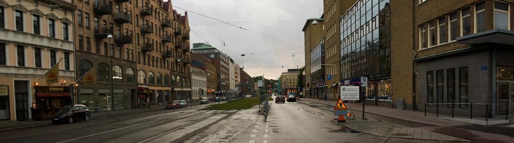 Gothenburg: Forsta Langatan, Near Jantorget