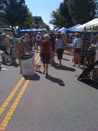 Carmel Dog Day