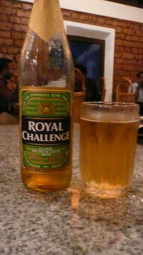 Royal Challenge - India