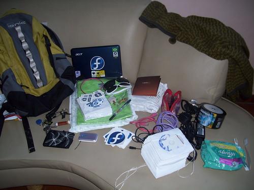 Lo que tengo en mi bolso - SFD2009
