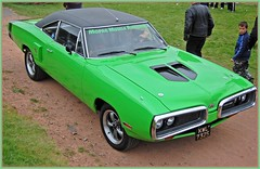 1970 Dodge Coronet R/T (Lazenby43) Tags: dodge bangers musclecar motorsport greencar hednesford carracing pre68 incarace