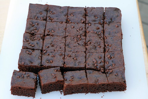 Chocolate Gingerbread Bars - Everyday Food