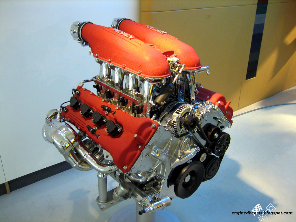 Ford flat engine #8