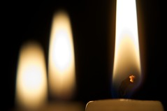 (macronix) Tags: macro lensbaby candle kerze flame flamme d90 lensbabycomposer