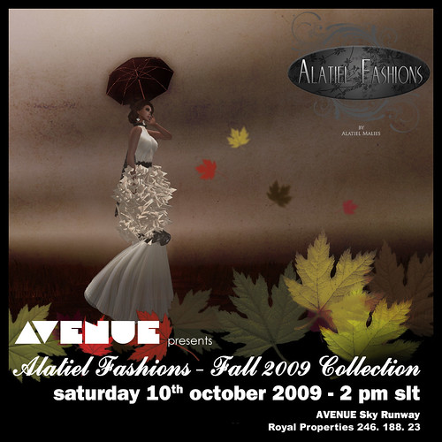 Alatiel Fashions - Fall 2009 Collection Showcase