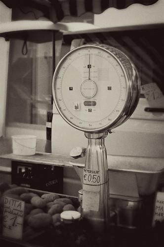 Market - Vintage Scale