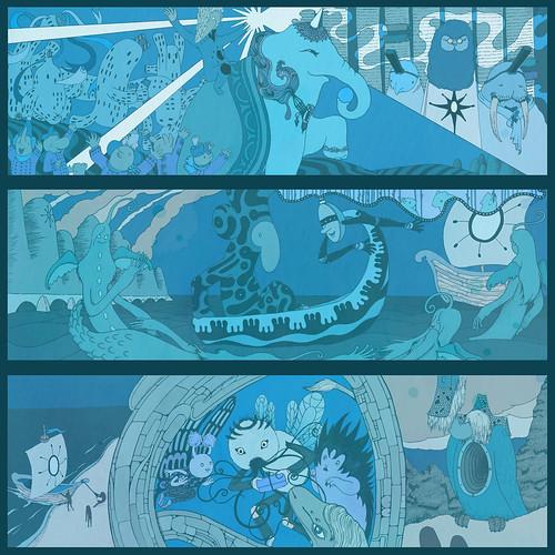 Azul Liner