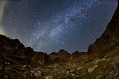 Japan Alps of autumu galaxy (masahiro miyasaka) Tags: alps japan night stars fisheye astrophotography alpen milkyway summertriangle autumu alemdagqualityonlyclub