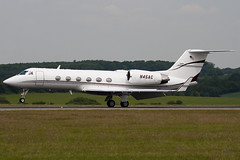 N45AC - 1036 - Private - Gulfstream IV - Luton - 090622 - Steven Gray - IMG_4604