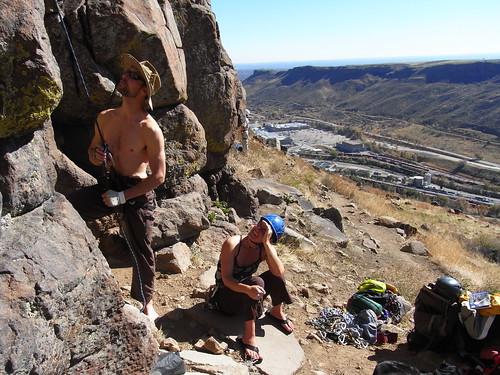 North Table Mountain Shines Again