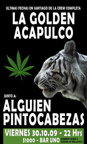 La Golden Acapulco