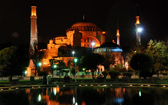 Hagia Sophia  Istanbul........   For  Mabsuuta (keithhull) Tags: church museum architecture turkey nightshot istanbul mosque noflash historic explore hagiasophia byzantine 6thcentury saariysqualitypictures absolutegoldenmasterpiece seeninexplore1112009344
