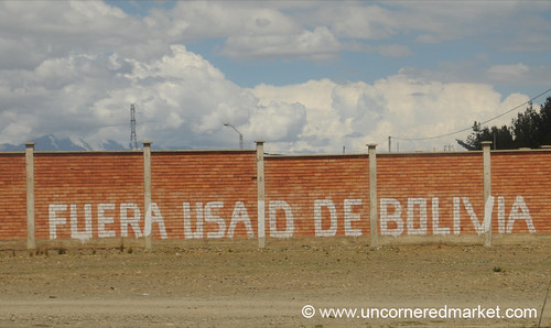 USAID Out of Bolivia