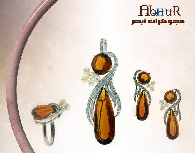 مجموعة مجوهرات _بالاحجار الكريمة والالماس 4090210458_f25dfc2e7b_o