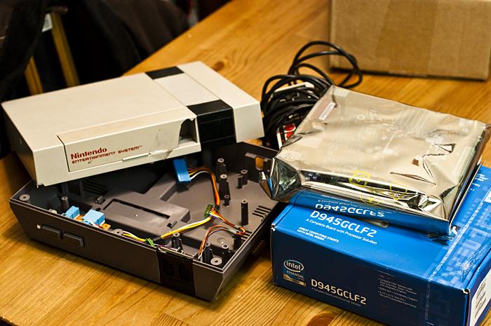 #91: Build the NES-PC: Part 1
