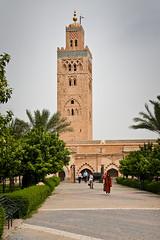 (Gonalo_Ferreira) Tags: travel mosque morocco viagem marrakech marrocos mosque mesquita lakoutoubia