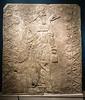 Winged Genie (smallcurio) Tags: newyork unitedstates us wingedgeniewithhornedhelmet nimrud assyria brooklynmuseumofart 55147 alabaster