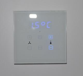 Termostato Controltronic