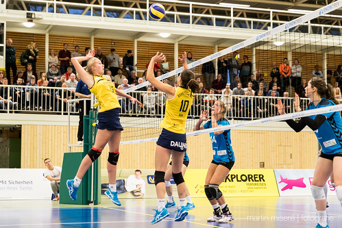 "3. Heimspiel vs. Volleyball-Team Hamburg • <a style=""font-size:0.8em;"" href=""http://www.flickr.com/photos/88608964@N07/32776829676/"" target=""_blank"">View on Flickr</a>"