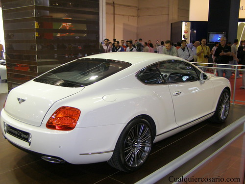 Salón del Automóvil Barcelona 2009 - Bentley (II)