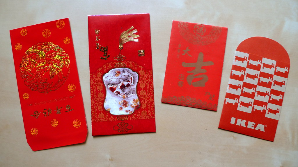 "Hongbao ""Lucky Money"""